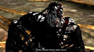 God of War   Son of Ares Saves Kratos