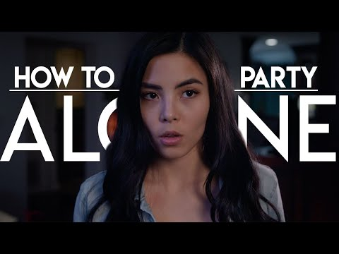 How to go to a party alone (and actually have fun)