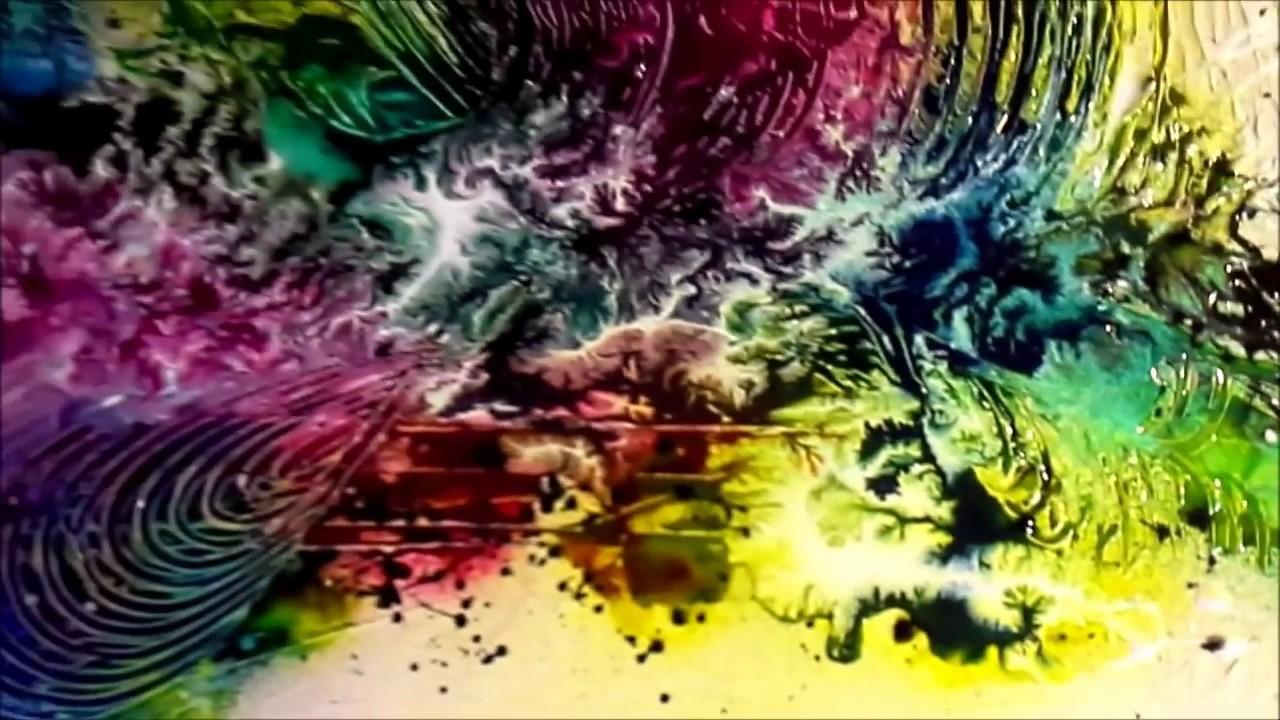 the spirit of fantasy  einfach malen  easy painting