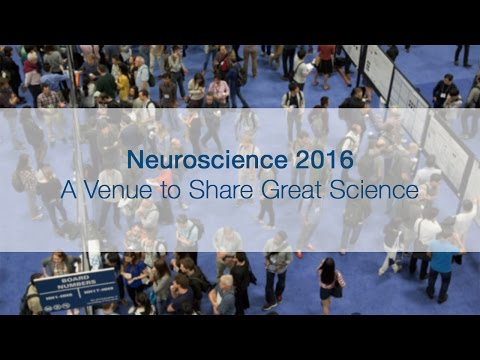 Neuroscience 2016: A Venue to Share Great Science