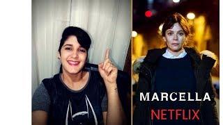 NETFLIX | MARCELLA | Série policial | LeiturasdaTchella