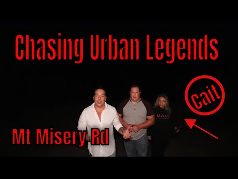 (MT MISERY ROAD) URBAN LEGEND OF KILLERS AND RITUALS.  WHAT REALLY LIVES IN THESE WOODS?