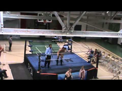 Alan Price vs Dylan Dollar FMW Waynesville NC 1-4-14