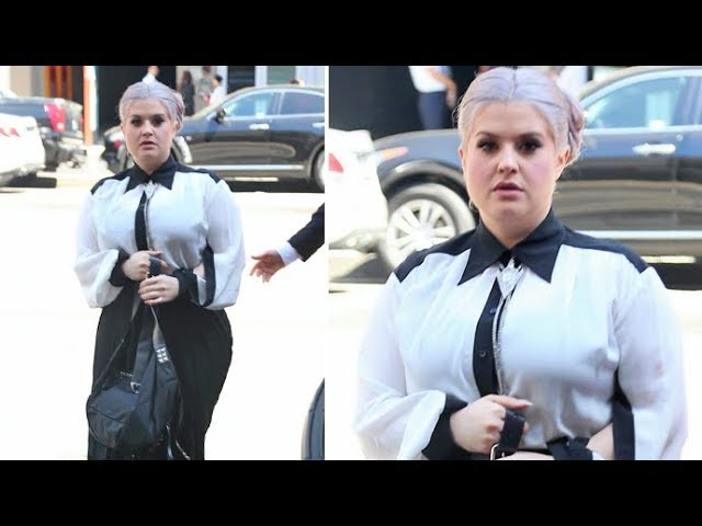 Kelly Osbourne Is Honored For 'Breaking the Silence' On Abuse In Hollywood