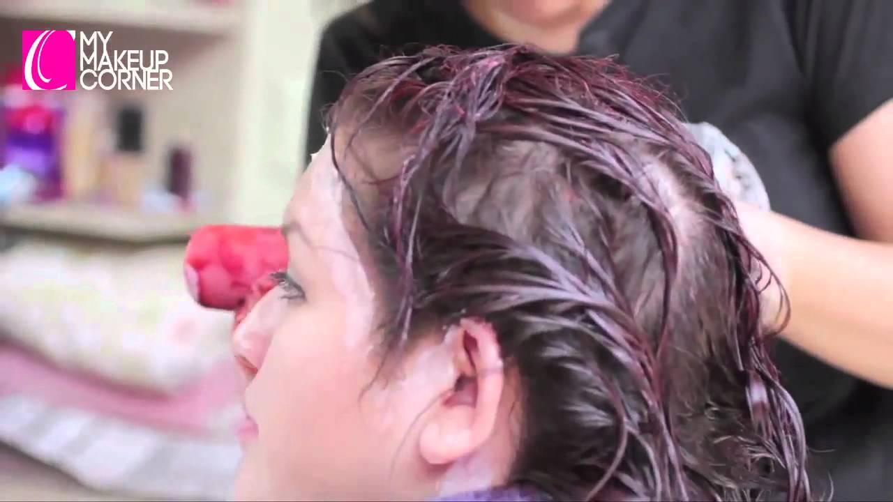 Ti 241 I 233 Ndo El Cabello De Rojo Dying Hair Red Youtube