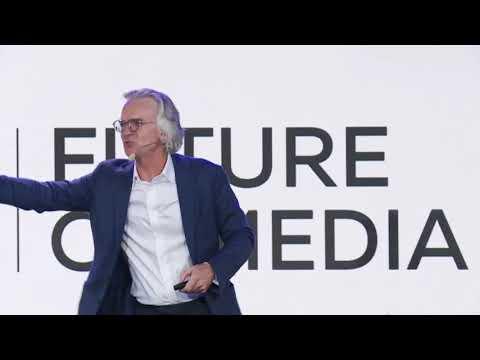 Минтер Дайал, президент The Myndset Company, о том, как адаптировать бизнес к технологическим требованиям завтрашнего дня