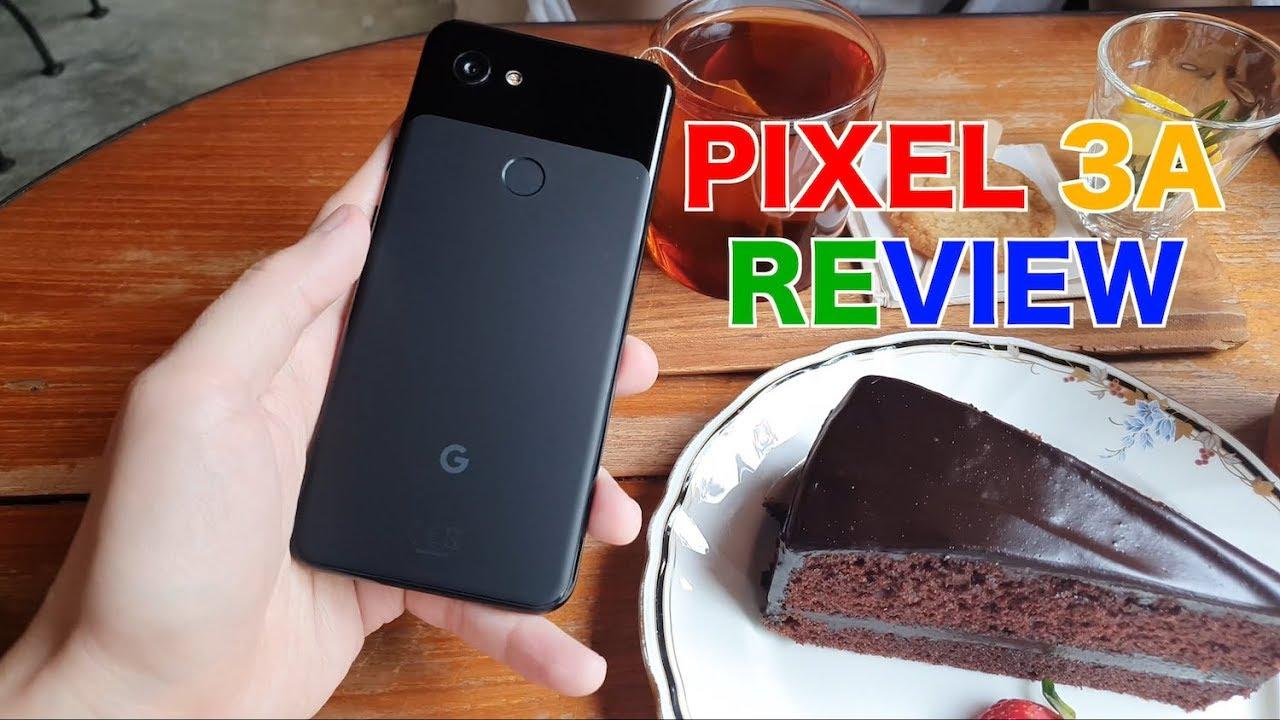 รีวิว Google Pixel 3a กล้องเทพในร่างจุติใหม่!!! ราคาเบาโดนใจ ( review )   Q Taymee