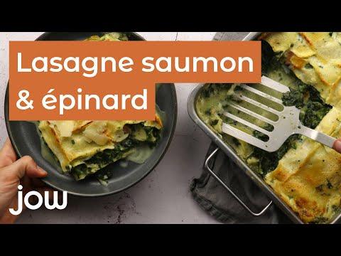 recette-des-lasagne-saumon-&-épinard
