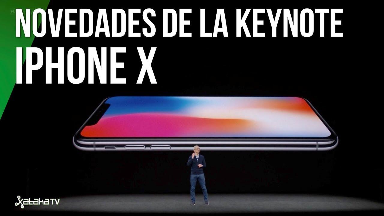 Xataka Iphone X