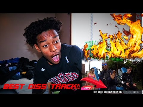 THE TRUTH - JESSICA ROSE DISS TRACK REACTION!
