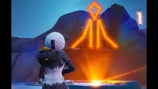 The FINAL Loot Lake Rune ACTIVATES.. (FORTNITE BATTLE ROYALE)