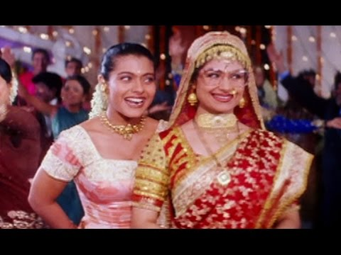 Laddu Motichur Ka (Video Song) | Hote Hote Pyaar Ho Gaya | Kajol & Atul Agnihotri
