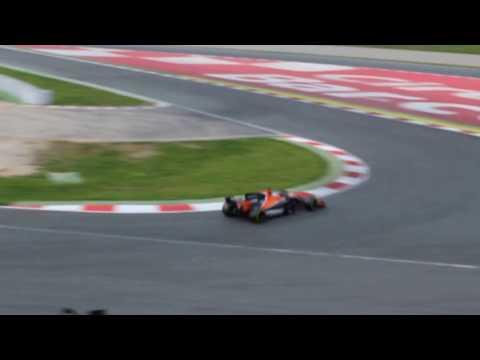 Fernando Alonso, La Caixa