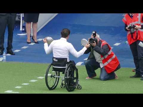 Gordon Reid - Scottish Wheelchair Tennis Champion [4K/UHD]