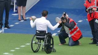 Gordon Reid - Scottish Wheelchair Tennis Champion [4K/UHD]