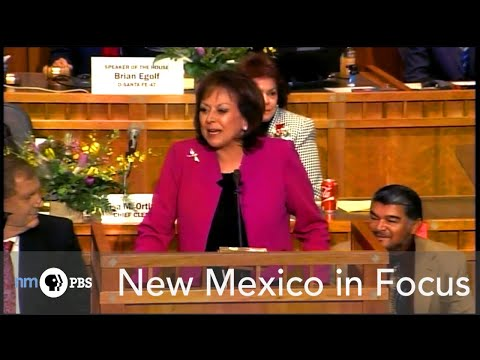 2017 New Mexico State of the State