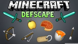 DEFSCAPE - Minecraft Resource Pack Review - Realistic Texture + FREE DOWNLOAD