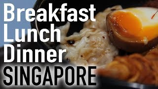 3 Earth-Shatteringly Delicious Meals @ Singapore