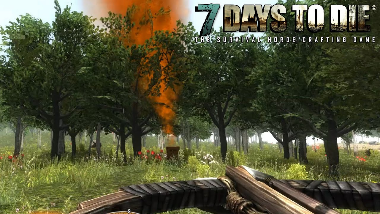 7 days to die alpha 9 2 the airdrop random world