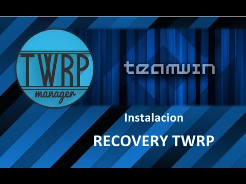 INSTALAR RECOVERY TWRP ZTE BLADE G LUX(ROOT)-SIN FLASHTOOLS NI PC