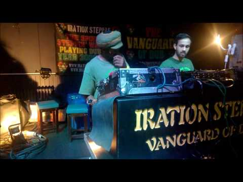 Iration steppas Spanky Van Dykes  part 1