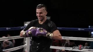 Gennady Golovkin vs. David Lemieux Full Video - COMPLETE Lemieux media workout video