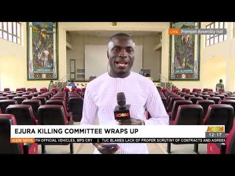 Ejura Killing Committee Wraps Up- Premtobre Kasee on Adom TV (16-7-21)