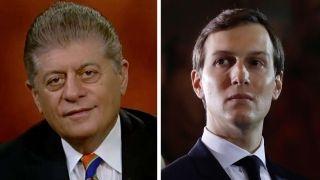 Judge Napolitano on if Jared Kushner did anything criminal
