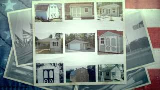 Sheds By Ken Is A Portable Shed Company Near Virginia Beach, Va 23454.