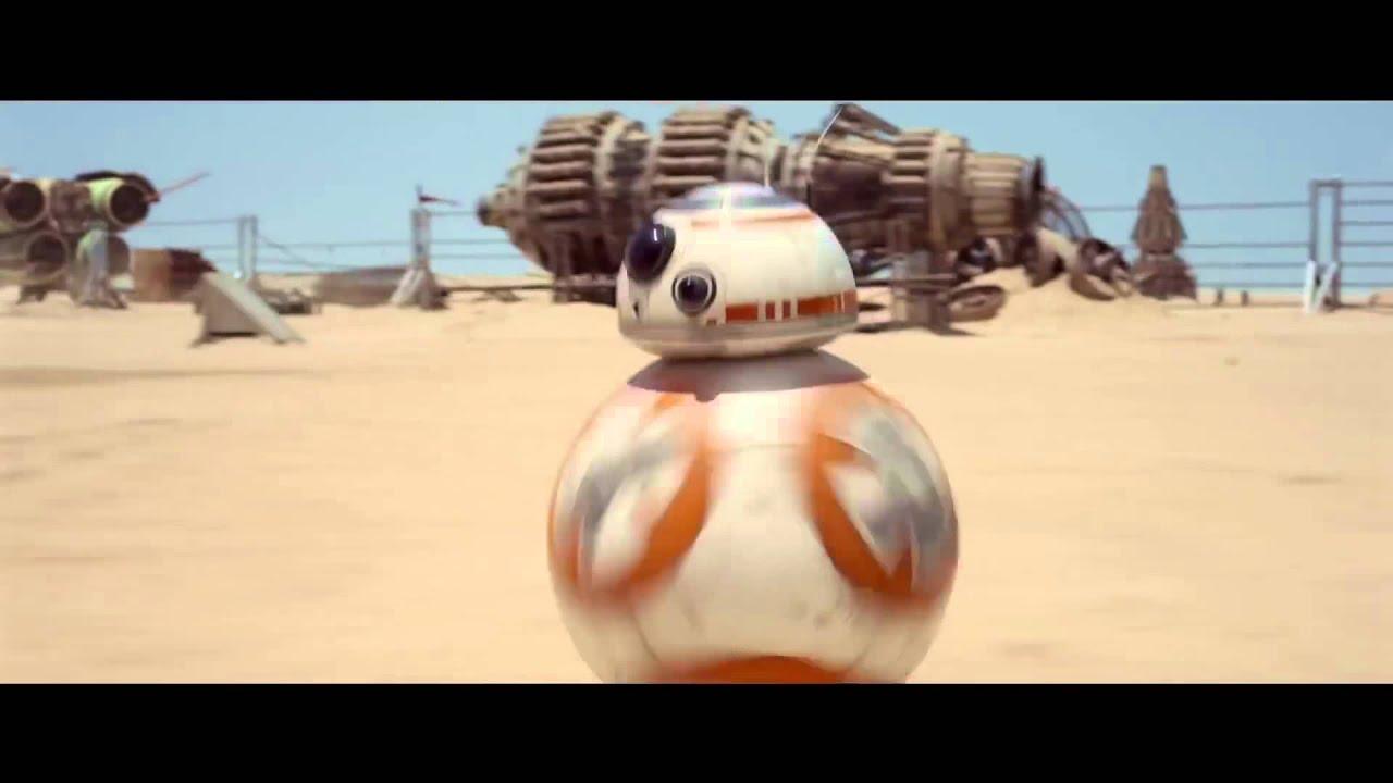 Star Wars Force Awakens 1080p: STAR WARS THE FORCE AWAKENS Official International Trailer