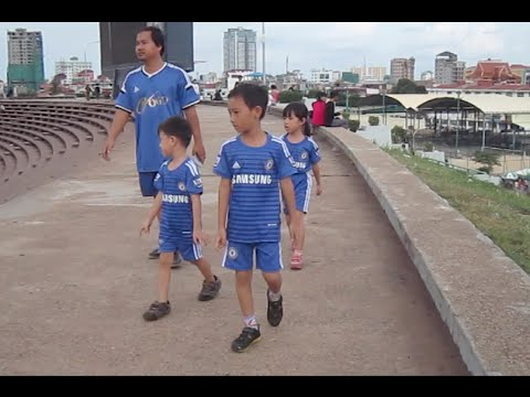 Have you ever been to Olympic Stadium at Phnom Penh city