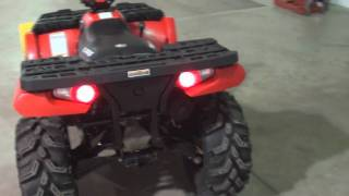 2008 Polaris 500 Sportsman ATV Quad Snow Plow Mudder used SOLD Brantford, Ontario