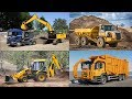 Trucks for children | Construction Vehicles | Excavator for kids | Kids videos to Learn Vehicles