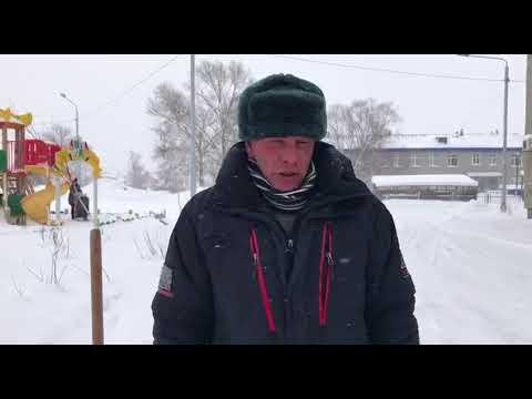 Дворник Игорь, управляющая компания «Луговое»