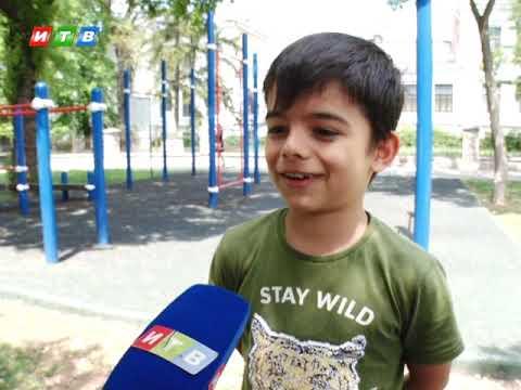 ТРК ИТВ: Все на улицу  в День защиты детей крымчанам разрешили гулять