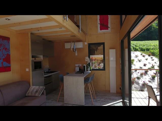 Cottages Antoinette vidéo présentation