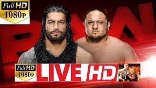 WWE RAW17 JULY HIGHLIGHT 100% ORIGINAL 2017