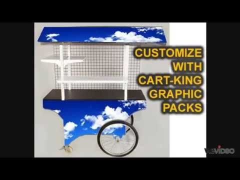 Mall cart ideas for retail and food carts