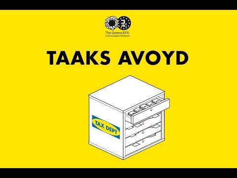TAAKS AVOYD - Ikea tax avoidance scheme