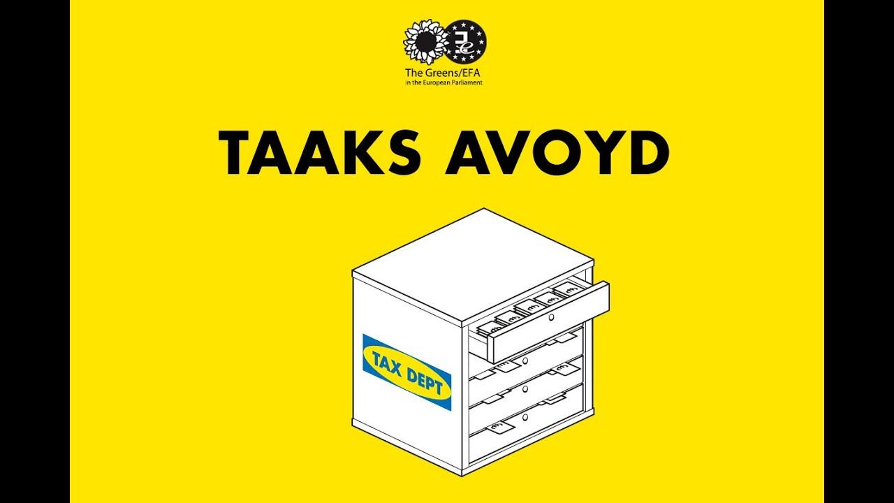 TAAKS AVOYD - Ikea tax avoidance scheme - YouTube
