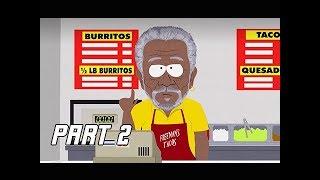 South Park The Fractured But Whole Walkthrough Part 2 - Morgan Freeman