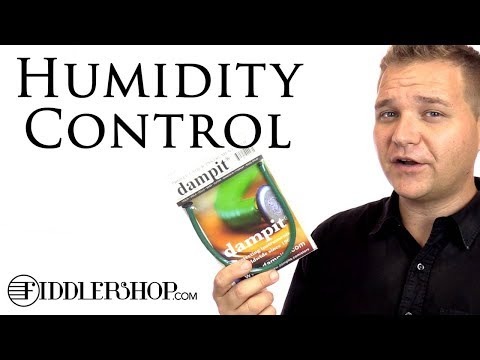 Humidity Control and Your String Instrument