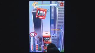 Tower Bloxx Deluxe 3D iPhone Gameplay Video Review - AppSpy.com