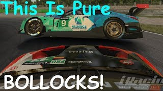 RaceDayLive: This Was Pure Bollocks | iLMS Monza