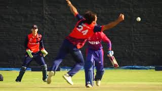 Netherlands v Nepal Highlights | ICC World Cup Qualifier 2018