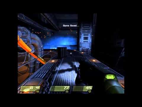 Let's Play Quake IV Part 14: Sentries.  