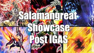 (YGOPRO) Showcasing Salamangreat - Post Ignition Assault