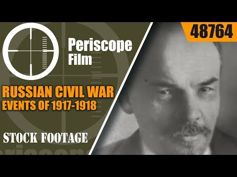 RUSSIAN CIVIL WAR & EVENTS OF 1917-1918  WHITE ARMY vs. RED ARMY 48764
