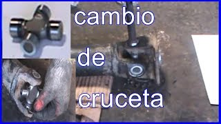 Video como cambiar la cruceta de flecha cardan download MP3, 3GP, MP4, WEBM, AVI, FLV Juni 2018
