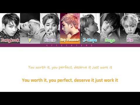BTS - 21st Century Girl (lyrics: Rom|Han|Eng)